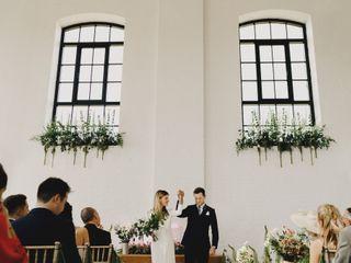 Laura & Ben's wedding