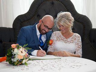 Gemma & Graeme's wedding