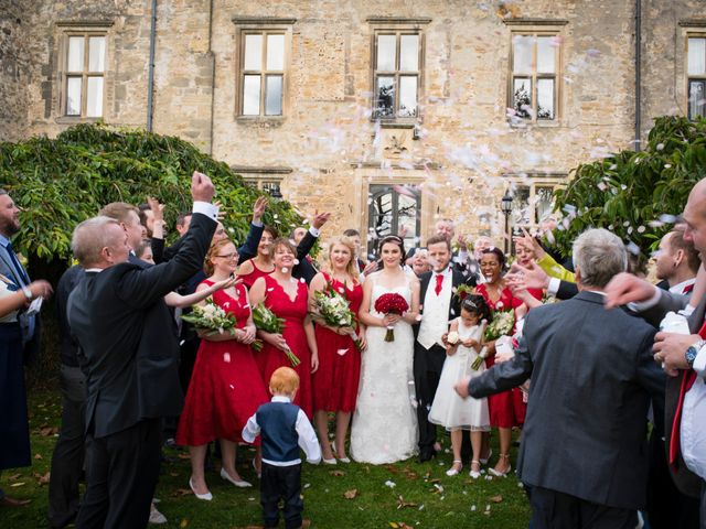 Rebecca & Richard's wedding