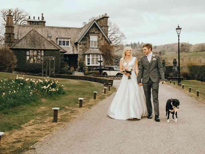 Corina & Sean's wedding
