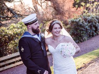 Lauren & Jaime's wedding