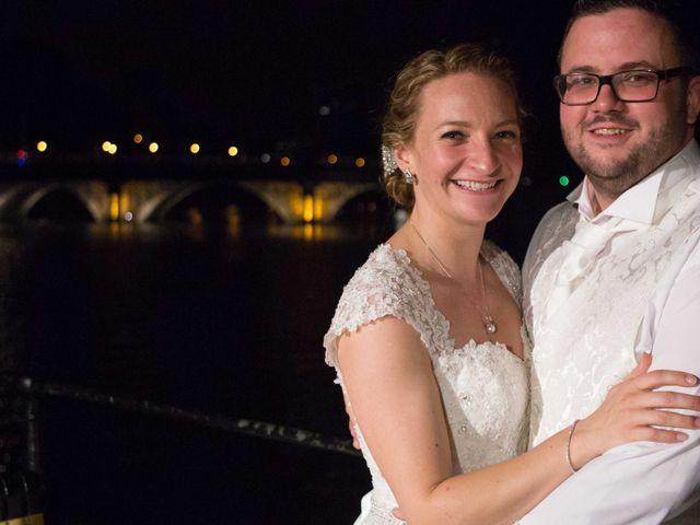 Jenanne & Pete's wedding