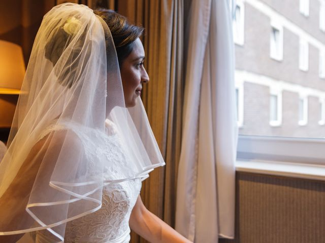 Alessandro and Zareen's wedding in London, Central London 1