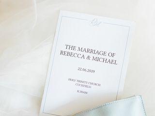Rebecca & Mike's wedding 2