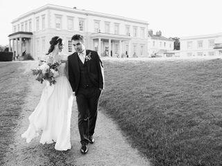 Rebecca & Mike's wedding