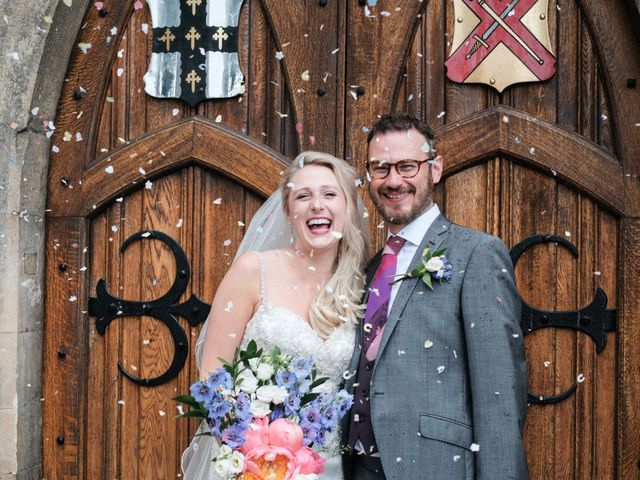 Gemma & Simon's wedding