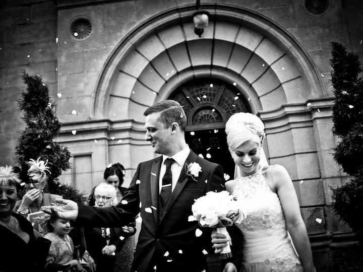 Jade & Lee's wedding