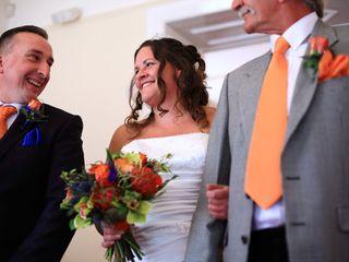 Sarah & Gareth's wedding 3