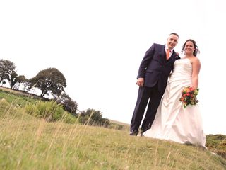 Sarah & Gareth's wedding