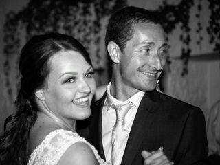 Rebecca & Nick's wedding