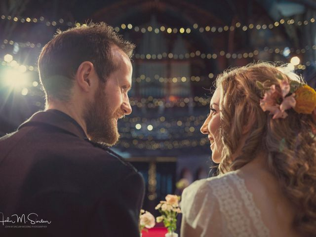Jenny & Stuart's wedding