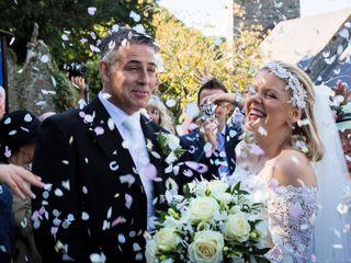 Claire & Simon's wedding