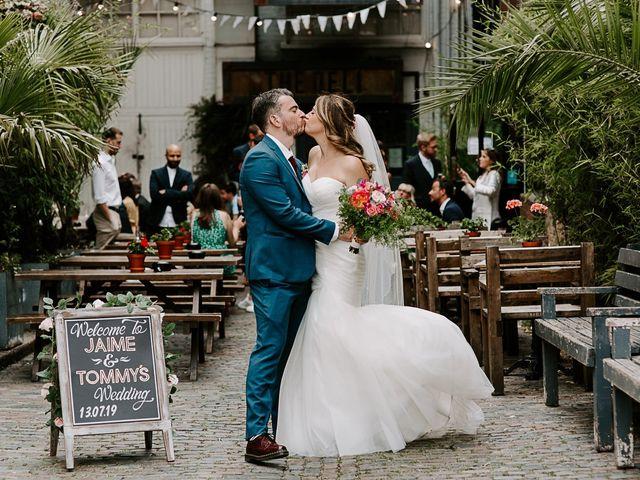 Jaime & Tommy's wedding