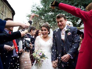 Lauren & Edward's wedding