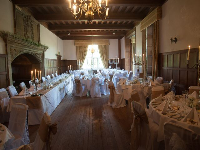 Dan and Sarah's wedding in Monk Fryston, North Yorkshire 1