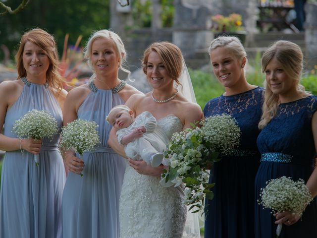 Dan and Sarah's wedding in Monk Fryston, North Yorkshire 2