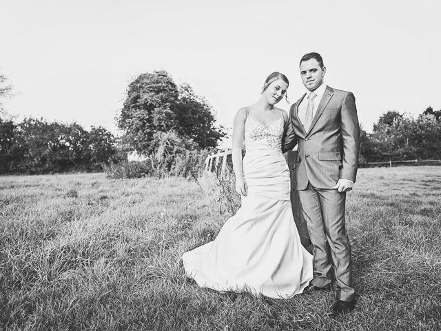 Josh and Siam's wedding in Bury St Edmunds, Suffolk 1