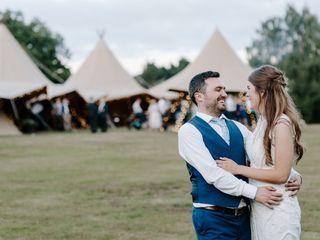Sarah & Andy's wedding