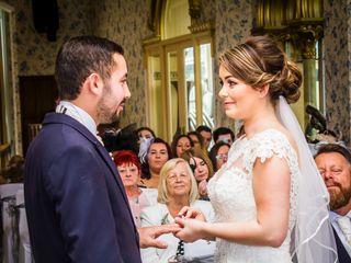 Cara & Adam's wedding