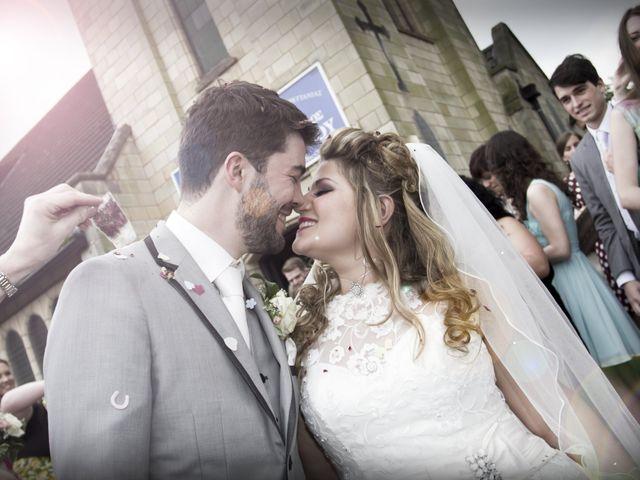 Cassandra & Chris's wedding