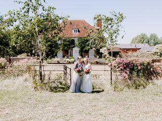 Tanya & Claire's wedding