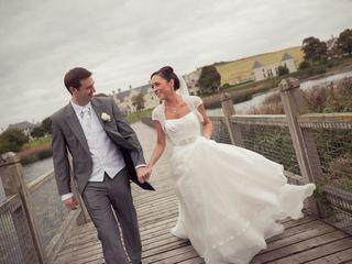 Anna & Gareth's wedding