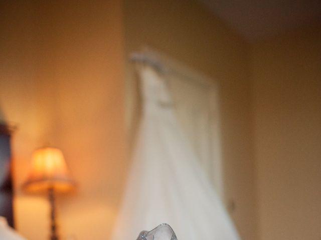 Gareth and Anna's wedding in Enniskillen, Fermanagh 4