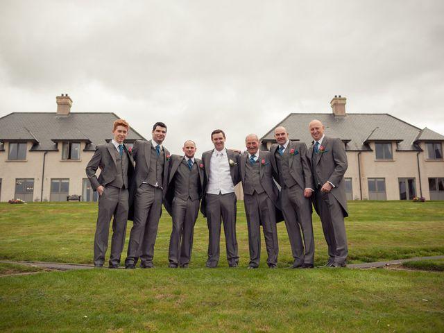 Gareth and Anna's wedding in Enniskillen, Fermanagh 8