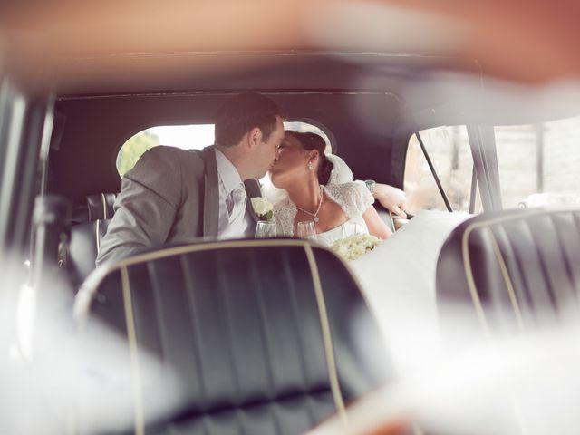 Gareth and Anna's wedding in Enniskillen, Fermanagh 1