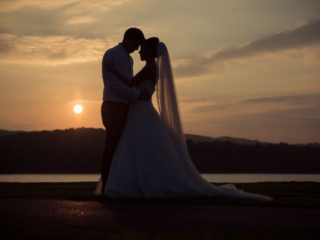 Gareth and Anna's wedding in Enniskillen, Fermanagh 2