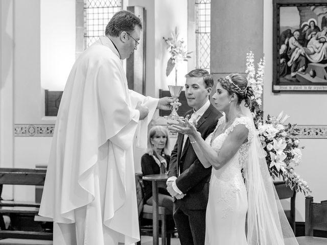 James and Natalie's wedding in Blackburn, Lancashire 9