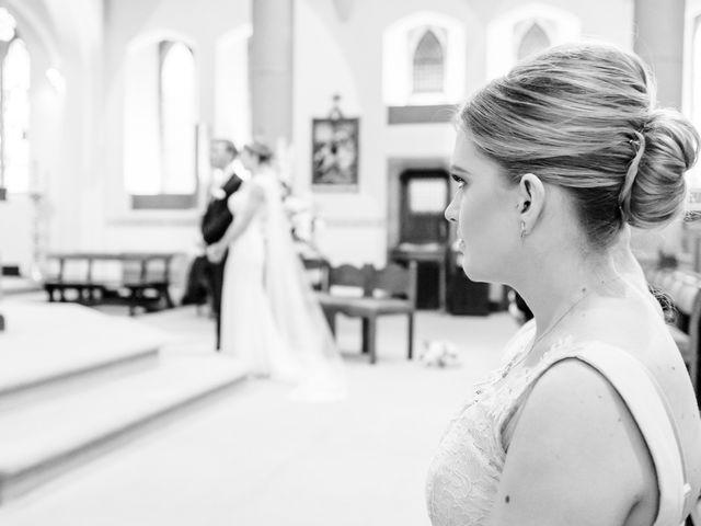 James and Natalie's wedding in Blackburn, Lancashire 10