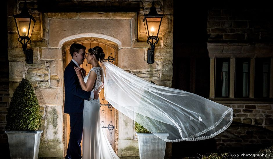 James and Natalie's wedding in Blackburn, Lancashire