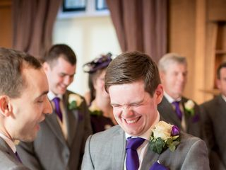 John & Iain's wedding 3