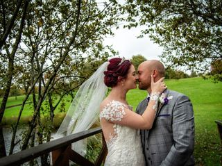 Jayde & Craig's wedding