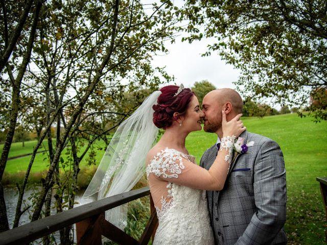 Jayde & Craig's wedding