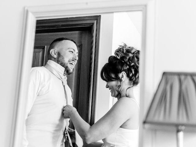 Ross and Samantha's wedding in Preston, Lancashire 4