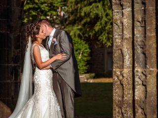 Amy & Daniel's wedding