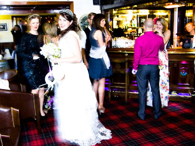 Nathan and Fran's wedding in Masham, North Yorkshire 2