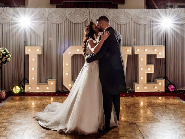 Kirk and Melissa's wedding in Burnley, Lancashire 2