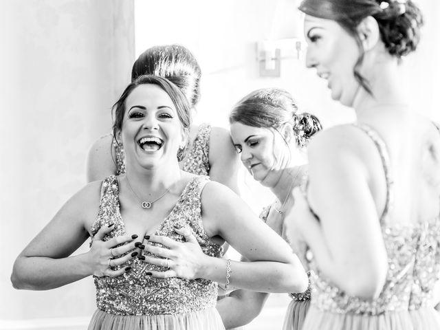 Hudson and Jenna's wedding in Burnley, Lancashire 8