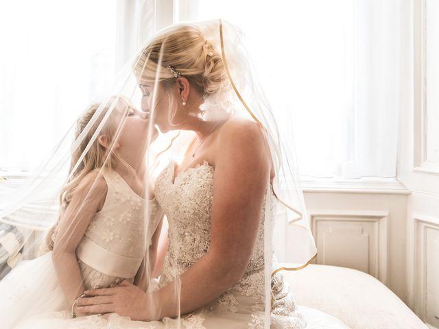 Hudson and Jenna's wedding in Burnley, Lancashire 1