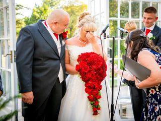 Emma & Mark's wedding 2