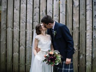 Madeleine & Finlay's wedding