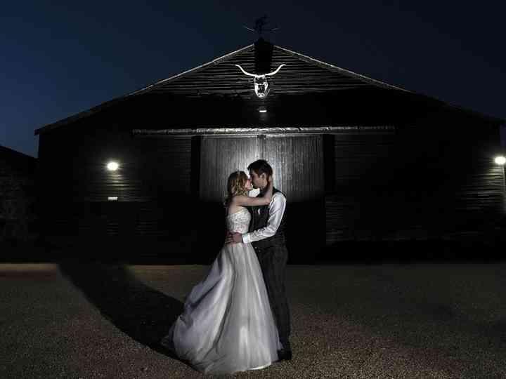 Megan & Nathan's wedding