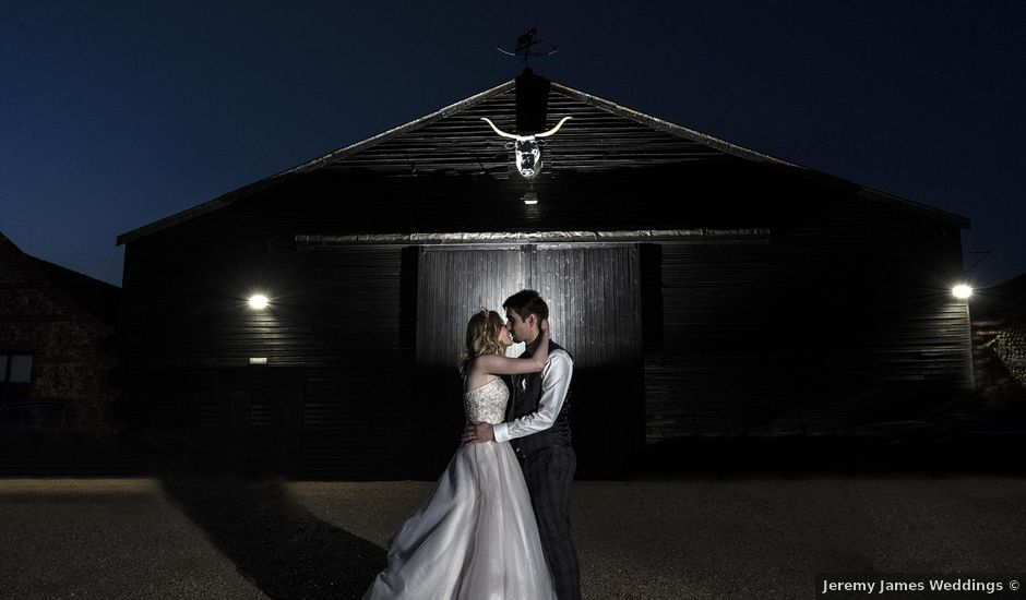Nathan and Megan's wedding in Swanton Morley, Norfolk