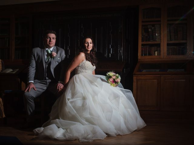 Charlene and Dave's wedding in Bolton, Greater Manchester 2