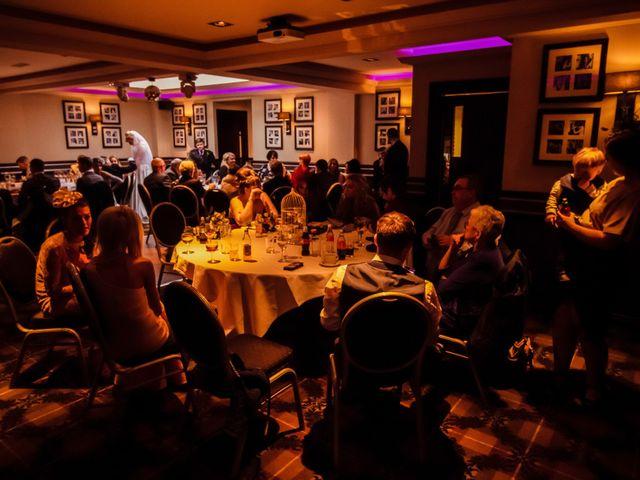 Mark Barrett and Adelle's wedding in East Kilbride, South Lanarkshire 2