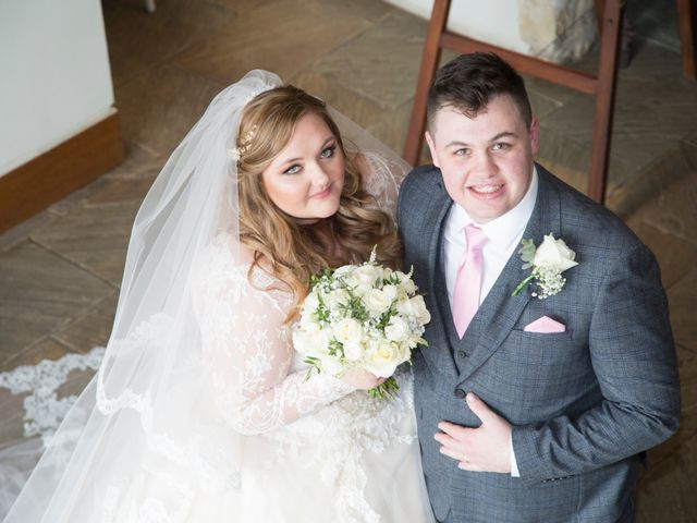Rosie & Patrick's wedding