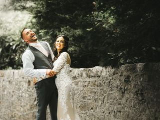 Danielle & David's wedding 3
